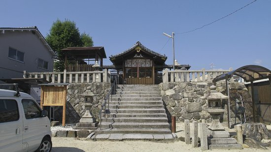 Ichiidani-Nanano Shrine