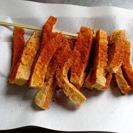 Rochor Beancurd House: Fried Beancurd