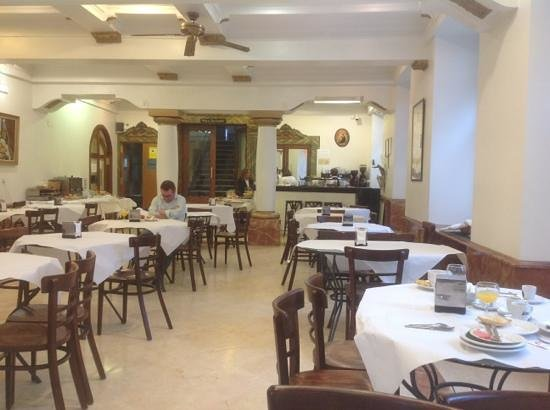 Hotel Asturias: comedor