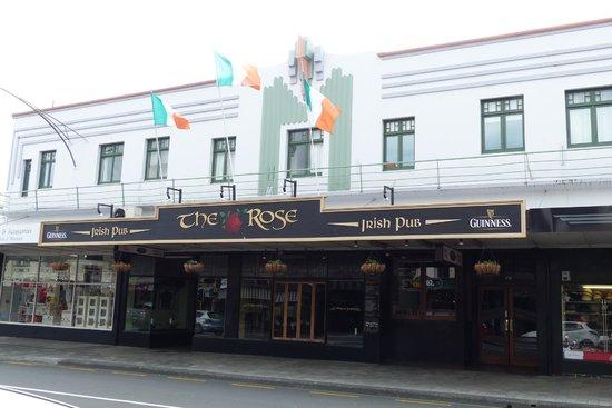 The Rose Irish Pub in Napier