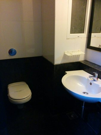 Hotel Annamalai International: A/C room