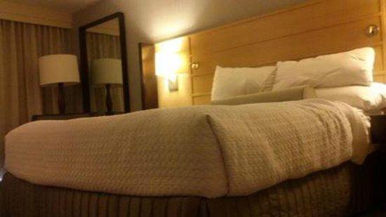 Crowne Plaza Redondo Beach & Marina: The Room...