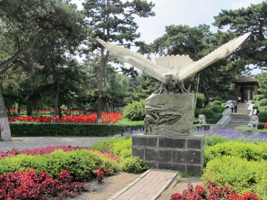 Shengli Park of Changchun : park
