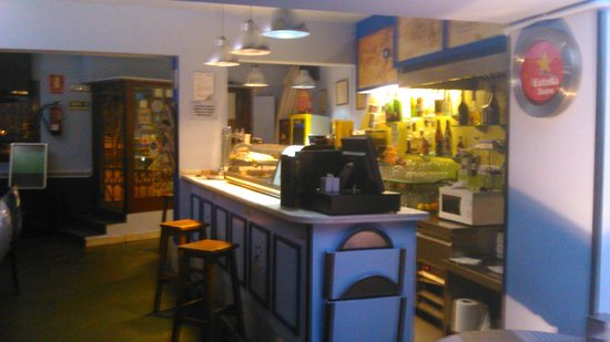 Bar Restaurante Smith