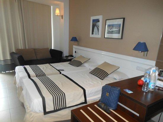 Hotel Terramarina : двухместный