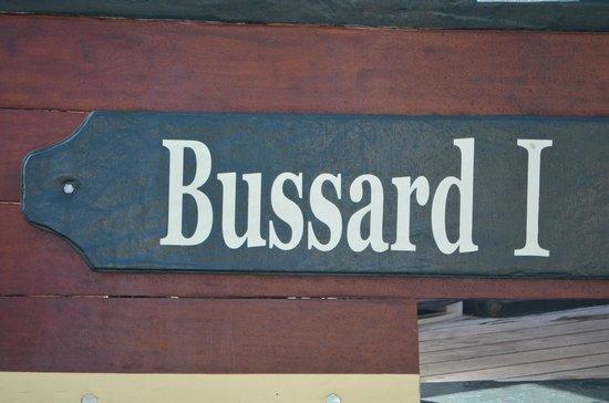 Bussard & Inia Ocean Explorer Tazacorte : Bussard