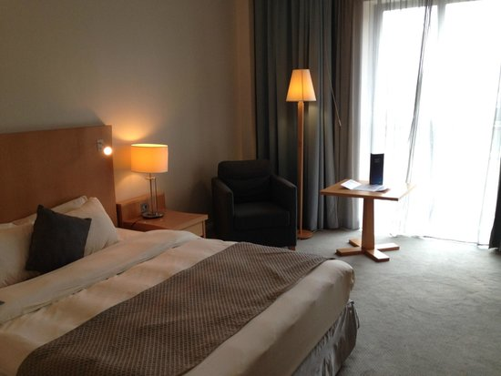 Radisson Blu Hotel, Belfast : Good Rooms