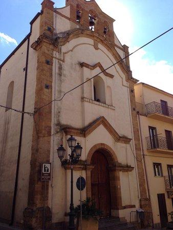 Cianciana, Italia: Chiesa del Carmine