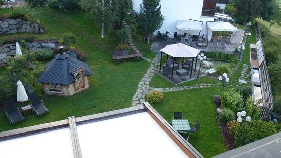 Hotel St Veit: Die Ruhe Oase im Garten