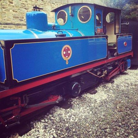 Kirklees Light Railway: Hawk