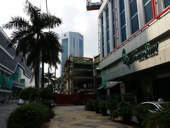 AmanSari Hotel City Centre: Exterior