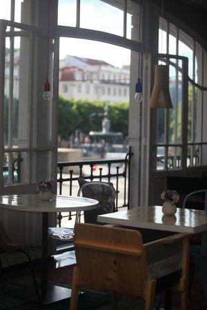 Internacional Design Hotel : Restaurant