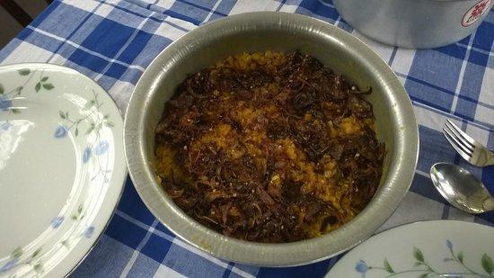 Karuna s Cooking Class @ Sonja's Healthfood Restaurant: Yummy Dhal