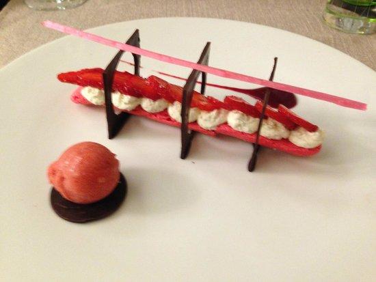 Côté Saveurs : Sadly we ate it !