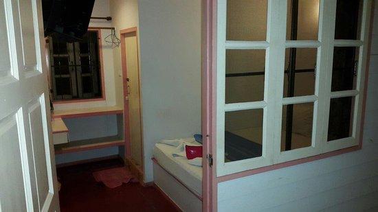 Mod Guesthouse: Zimmer im Erdgeschoss