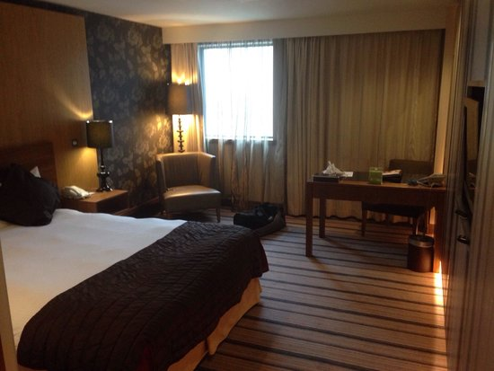 Copthorne Hotel Sheffield: Double room