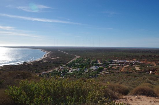 Vlamingh Head Lighthouse: View from Lighthouse lookout 2