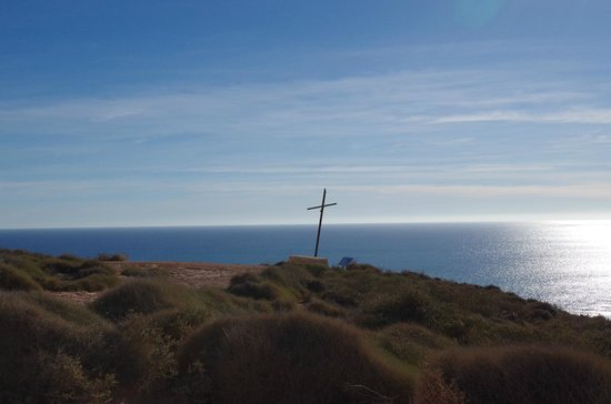 Vlamingh Head Lighthouse : View from Lighthouse lookout 1
