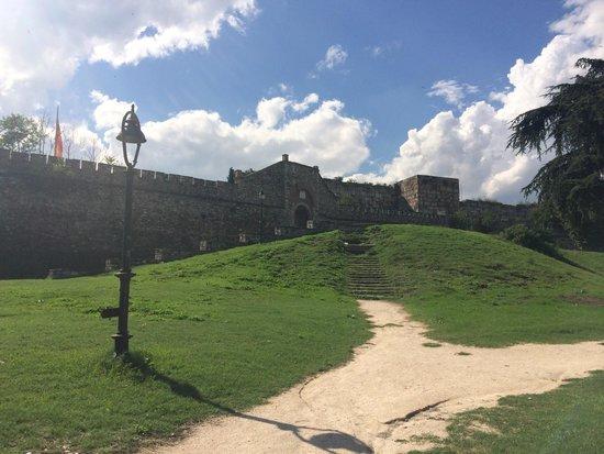 Skopje Fortress Kale: Fortress
