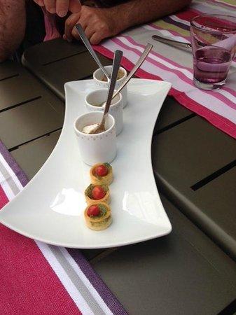 amuses bouche - Photo de La Cuisine, Limoges - TripAdvisor on