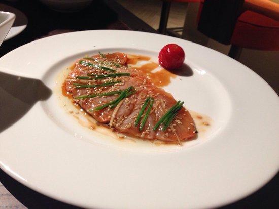 New style sashimi - Picture of Nobu Milano, Milan - TripAdvisor