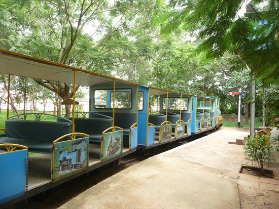 Railway Museum Mysore: Toy train