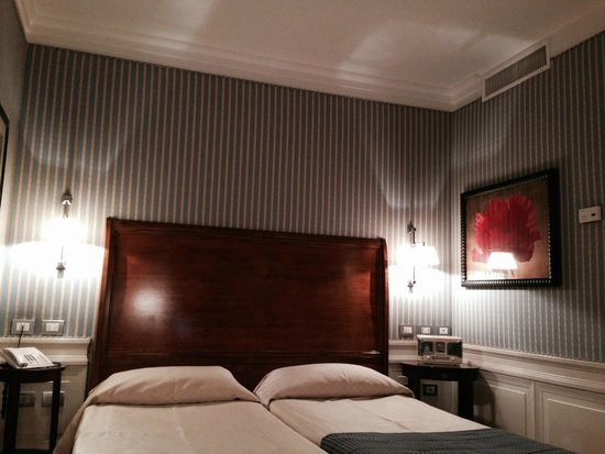 Hotel Stendhal: CAMERA