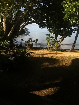 Kulu Bay Resort: view from room