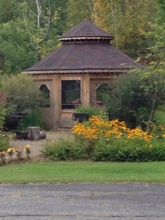 Hill City, MN: Gazebo