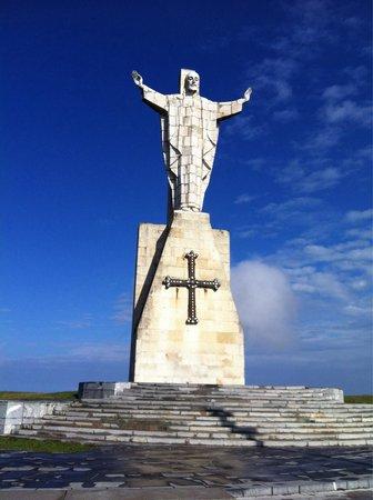 Monte Naranco: Cristo