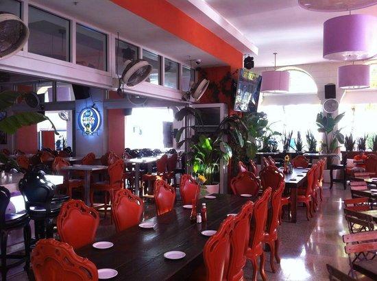 Hotel Breakwater South Beach : dining
