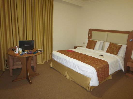Gardenia Hotel: Room on the 5/F