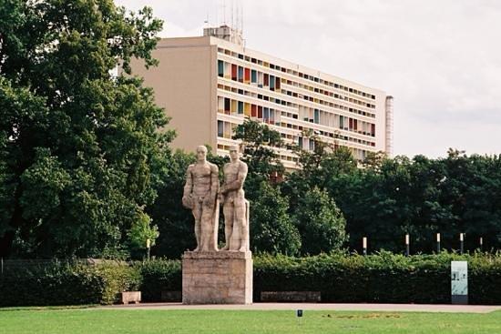 Olympiastadion: Berlin Olympic park