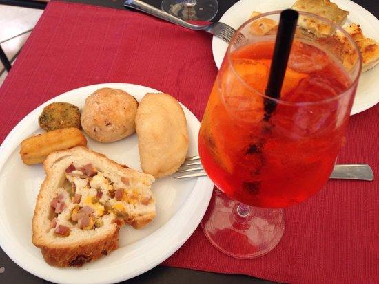 Hotel Leonessa: Ottimo ristorante ed ottimo lounge bar... Personale favoloso e accogliente !!