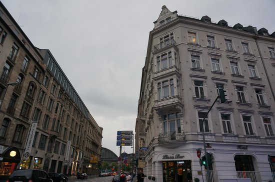 Clarion Collection Frankfurt Central Station: hotel