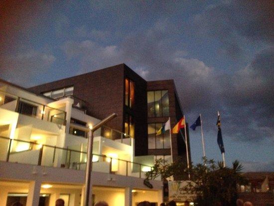 R2 Bahia Playa: Hotel la nuit