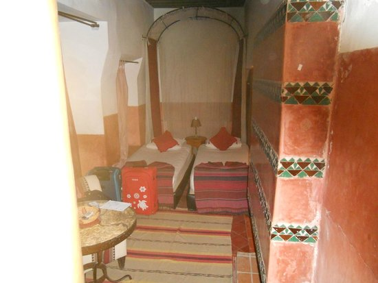 Riad Dar Nael : La camera