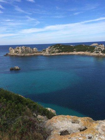 Isola di Pianosa: Porto Romano
