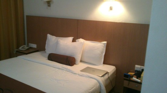 Alisa Hotels North Ridge: Rooms were comfortable and inviting