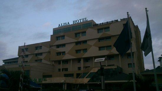 Alisa Hotels North Ridge: The main hotel building