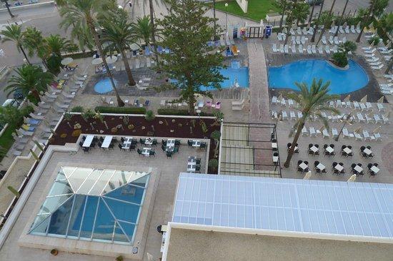 SENTIDO Playa del Moro: Pool Area