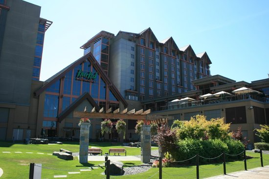 River Rock Casino Resort: great place to stay