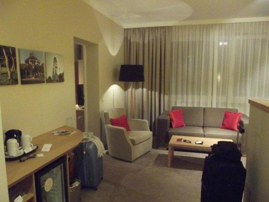 Das Capri.Ihr Wiener Hotel: Suite Familiar amplia