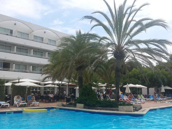 Hotel Canyamel Park: Poolbereich