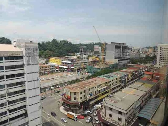 Hyatt Regency Kinabalu: Vistas desde la habitación