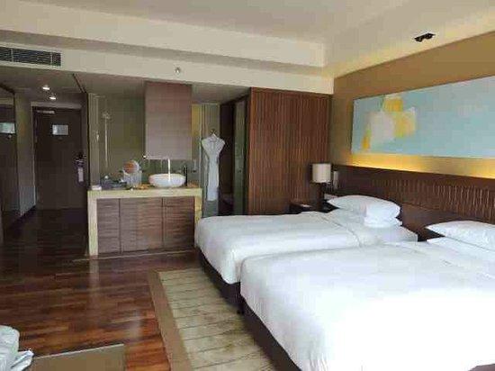 Hyatt Regency Kinabalu : Habitación