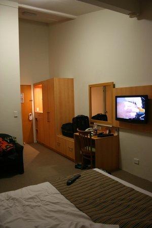 Airport International Motel Brisbane : well appointed