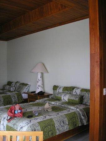 Ficus Sunset Suites Hotel: Las camas son muy cómodas y el silencio es absoluto
