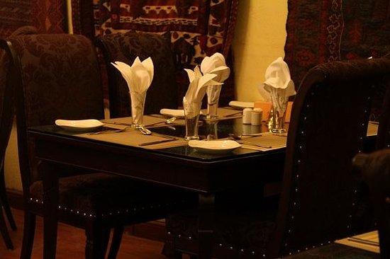 KHIVA Restaurant : in-door