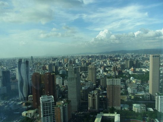 Hotel One Taichung: 眺望